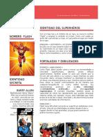 Superheroes Info