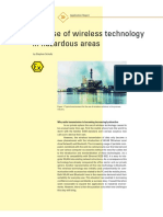 07the Use of Wireless Technology in Hazardous Areas