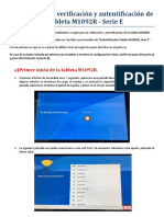 Manual Verificación Y aceptación Tablets Guanajuato