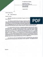 Aug. 16, 2015, USDOJ letter