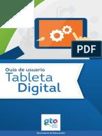 Guia usuario tableta Digital Guanajuato