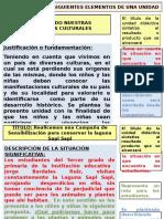 EJEMPLOS SITUACIONES SIGNIFICATIVAS