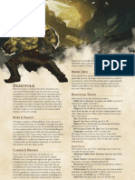 Homebrew Races - Various Authors