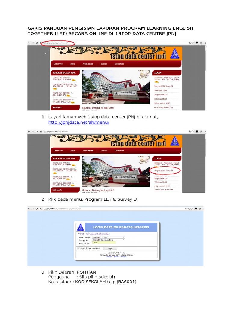 Pejabat Pelajaran Daerah Johor Bahru Jkr 6365 Jalan Abdul Rahman Andak 80100 Johor Bahru Homepej Http Www Ppdjb Edu My E Mail Admin Ppdjb Edu My Telefon Pegawai Pelajaran Timbalan Ppd Pejabat Am No Faks