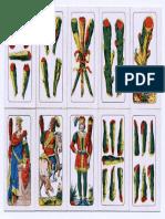 Carte Da Gioco Piacentine (Bastoni)