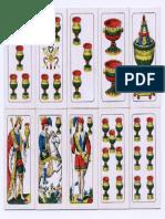 Carte Da Gioco Piacentine (Coppe)