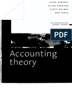 Accounting Theory Godfrey 6th Ed