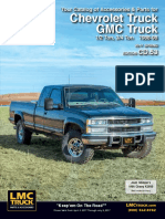 Your Catalog of Accessories & Parts for Chevrolet Truck GMC Truck 1/2 Ton, 3/4 Ton 1988-98
