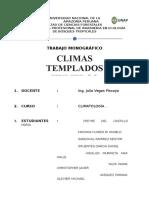 CLIMA TEMPLADOS HUMEDOS