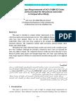 Comparative Study of Shear Provisions (ACI-BS-Ec@)