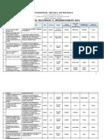 2. Ponencias Nacionales e Internacionales 2014