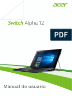 Acer Swith Alpha 12