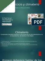 Ejercicio y Climaterio Tips de Consultorio