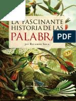 La Fascinante Historia de Las Palabras de Ricardo Soca