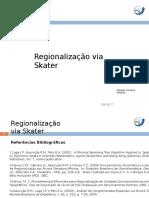 Aula Regionalizacao SKATER