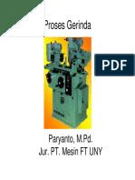 (PPt) Materi 6. Proses Gerinda (Grinding).pdf