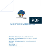 Materiales Magneticos Real
