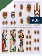 Carte Da Gioco Piacentine (Denari)