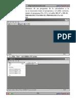 Programacion y Transferencia Mediante El FA-123