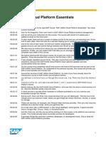 OpenSAP Hcp1-1 Week 1 Transcript