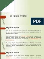 El Juicio Moral Nuevo