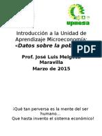Datos sobre la pobreza en México