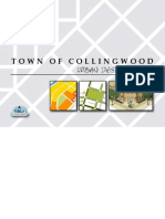 Collingwood Urban Design Manual