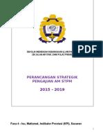 Perancangan Strategik Sejarah Stpm Jangka Panjang 2014 - 2018