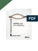 Lucas-Feat — Antes que os Jardins