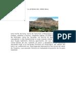 La Leyenda Del Cerro Baul