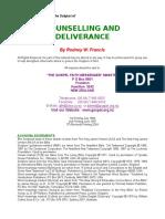 DELIVERANCE.doc