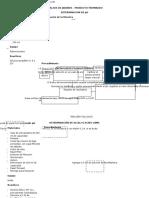 Diagrama de Flujo (Jabones - Producto Terminado)