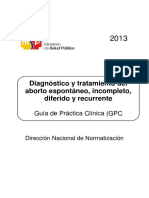 GPC ABORTO