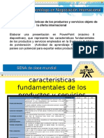 Evidencia 1 Caracteristicas de Los Productos y Servicios Objeto de La Oferta Internacional (1)(1)