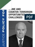 Milstein Criminal Justice Policy Forum