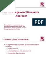 Standards Approach