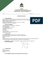 Ficha Exame Neurológico