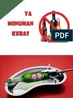 Presentasi Bahaya Minuman Keras