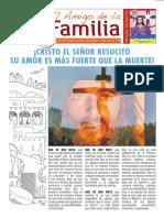 EL AMIGO DE LA FAMILIA, 16 abril 2017.