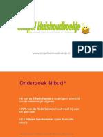 Presentatie Stichting Simpel Huishoudboekje 2010