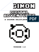 Digimon Digital Adventures v.12