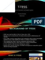 t-tess powerpoint