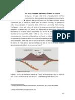 caracteristicas geologicas cusco