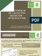 Radiación-Introduccion