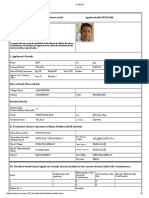 Voter Card Application