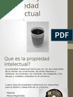 Patentes y Propiedad Intelectual Exposicion