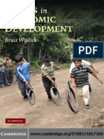 Games in Economic Development Wydick 2008