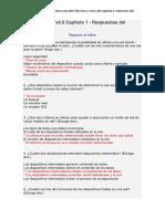 CCNA 1 Cisco v6.0 Capitulo 1 - Respuestas Del Exámen
