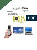 Pakistan Electronic Media
