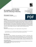 Racism - Analysis of neo racism.pdf